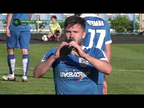 Матч МФК Миколаїв 2:1 (0:1) ФК Полтава. 23/04/18