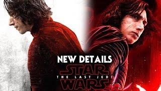 Star Wars The Last Jedi Kylo Ren NEW Details Revealed!
