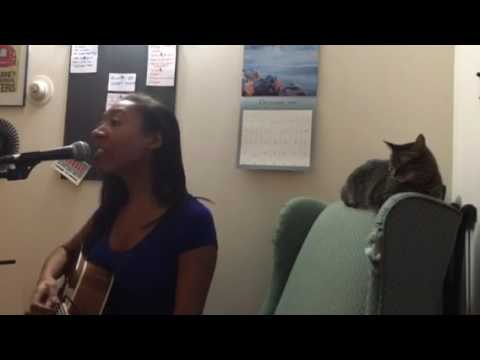 """""""Unbreakable Smile"""" By Tori Kelly Acoustic Cover By Chitowncat"""