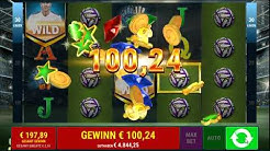 Football Super Spins online spielen - Merkur Spielothek / Bally Wulff