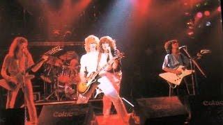 RARE 1980 Def Leppard  + Pat Travers California LIVE
