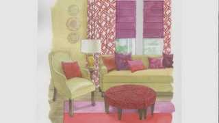 Interior Decorating with a Yellow Color Scheme