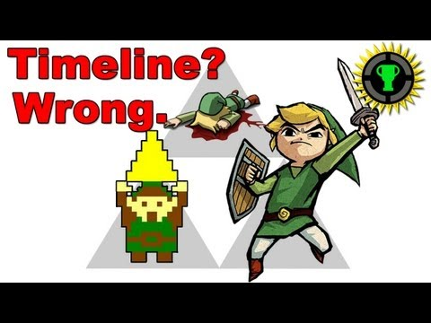 Thumbnail: Game Theory: Why the Official Zelda Timeline is Wrong
