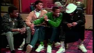 Bobby Brown leaves New Edition 2/21/86
