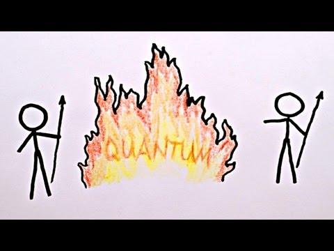 The Origin of Quantum Mechanics (feat. Neil Turok)