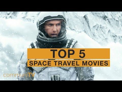 TOP 5: Space Travel Movies