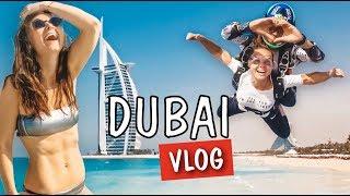 Дубай 2019! Моя мощная перезагрузка в Дубае