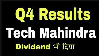 Tech Mahindra Q4 Results 2020 Tech Mahindra News Tech Mahindra Share Success Place Youtube