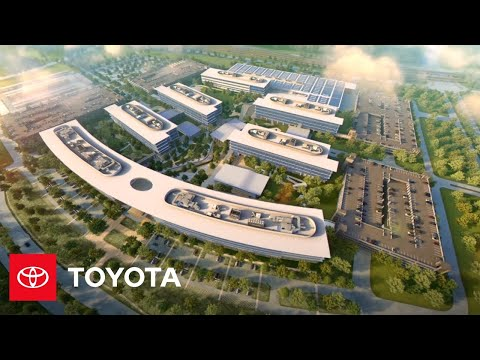 Sneak Peek: Toyota's Future North American Headquarters | Toyota