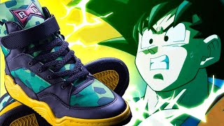 These Dragon Ball Z Sneakers Are Horrible - Up At Noon Live!