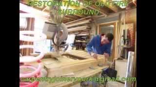 Carpenter Joiner In Ballincollig Cork,jonathan Evans 086/2604787-  In The Workshop