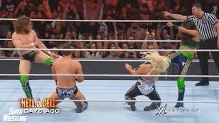 Daniel Bryan Attacks The Miz | Smackdown 18 Sep 2018 |