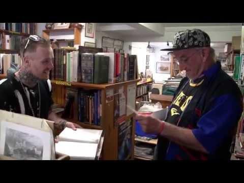 Ryan Tricks - Magic in an Antique Book Shop