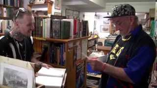 Ryan Tricks - Magic in an Antique Book Shop(I went to Eton to see if they had any antique magic books while i was there i showed the shop keeper some magic, Hope you like the video. PLEASE ..., 2014-05-29T09:34:05.000Z)