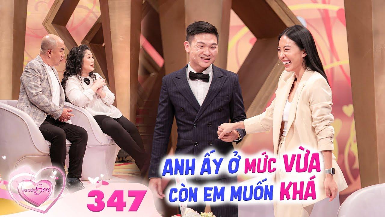 Vợ Chồng Son|Tập 347: Hana Giang Anh chưa hài lòng anh chồng, chỉ mong chồng chuyên cần hơn