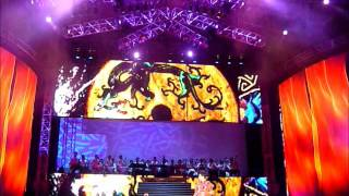 03.03.2012 Lee Hom Music-Man Concert II @ Malaysia- The 18 Martial Arts