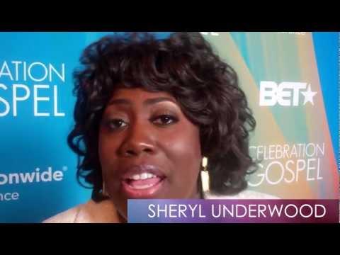 BET Celebration of Gospel 2013 Red Carpet Interviews with Mona Austin
