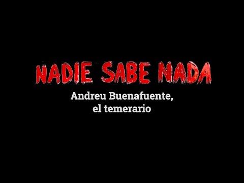 Momentos NSN (4x09): Andreu Buenafuente, el temerario