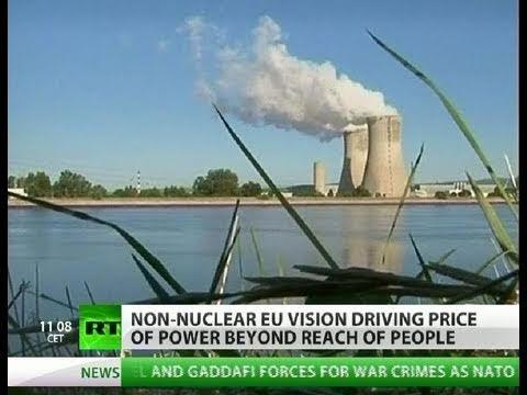 German Nuke-Free Dream - Catastrophic EU Power Lapse?