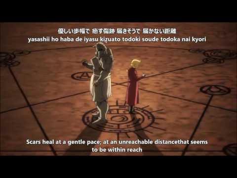 Reupload Fullmetal Alchemist Brotherhood  Rain AMV Lyric