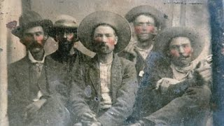 Found treasure? Man investigates possible Billy the Kid, Pat Garrett photo