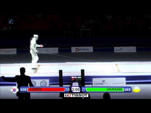 Moscow Saber - Men Team World Cup