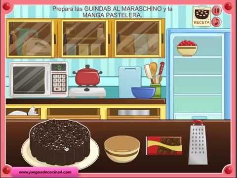 Juegos de cocinar pasteles juegos de cocina con raquel for Ju3gos de cocina
