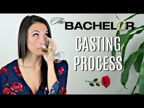 The Bachelor Casting Process & Finalists Weekend
