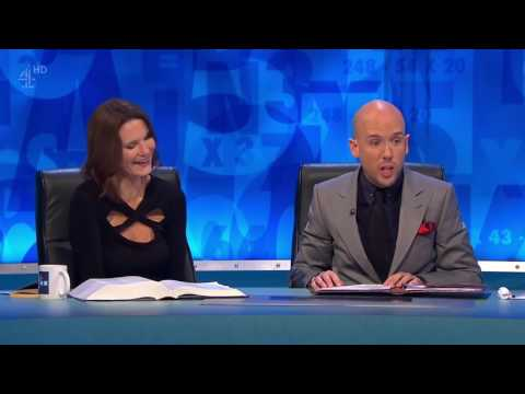 Tom Allen on Competitive Mourning - 8 Out of 10 Cats Does Countdown S09E05