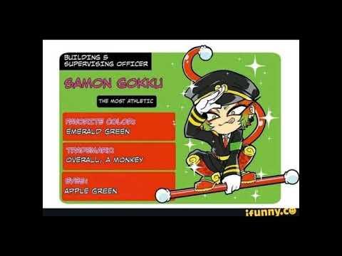 Samon Gokuu - Hot by Avril Lavigne