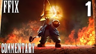 Final Fantasy IX Walkthrough Part 1 - Tantalus, The Infamous Thieves (PC Steam Version)