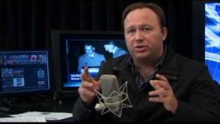 George Hunt on the Alex Jones Show (P3/9) - Mother Earth Worship and the NWO