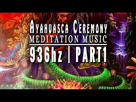 Ayahuasca Ceremony Meditation Music   DMT Stimulator - YouTube