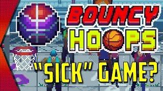 Bouncy Hoops - OFFLINE BASKETBALL CASUAL GAME | MGQ Ep. 211