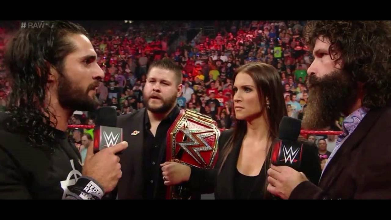 Wwe monday night raw 6 september 2016 results in hindi winners losers full details