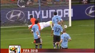 Uruguay-Hollanda-6 Temmuz