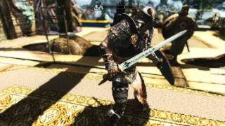 Dovahkiin Weapons & Armor