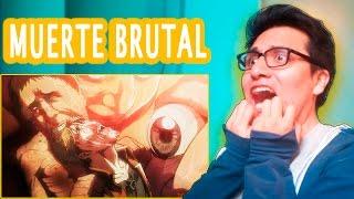 Shingeki no kyojin (season 2) capitulo 1  reacciÓn y critica