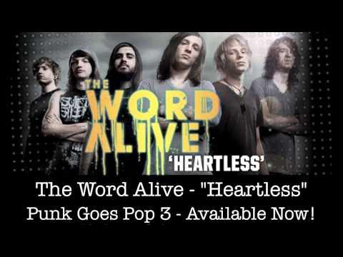 "The Word Alive - ""Heartless"" (w/ Lyrics)"