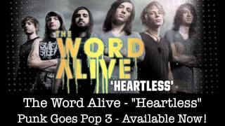"The Word Alive - ""Heartless"" (w/ Lyrics)"