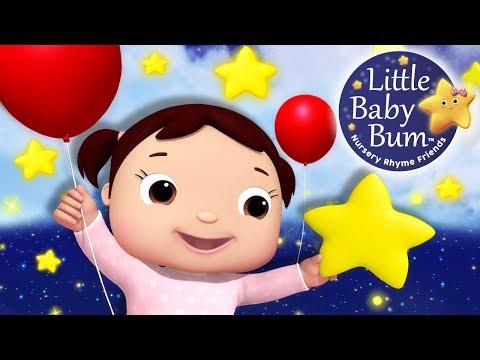'Laughing Baby' | Balloons! | Nursery Rhymes | Original Songs By LittleBabyBum!