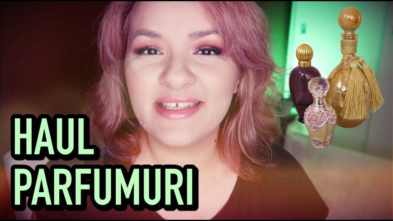 HAUL PARFUMURI #1 | Cumparaturi parfumuri de nisa | Noutati |