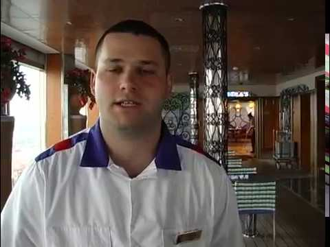 Jobs On Cruise Ship Housekeeping Youtube