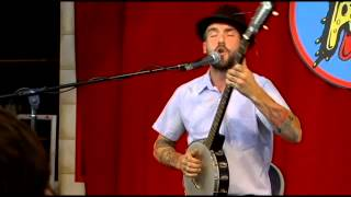 "William Elliott Whitmore -- ""One Man's Shame"" (Live at Amoeba)"