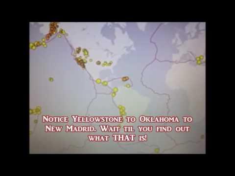 Paris Convention & Titanic Earth Cracks