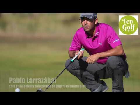 """Pablo Larrazábal: """"Si viene mucho viento y sol... yo encantado"""""""