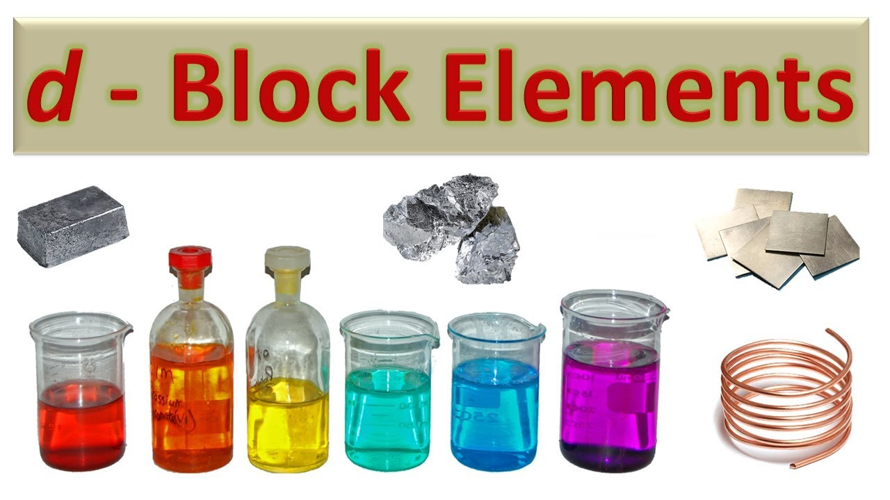 D block elements ncert cbse class 12 transition elements periodic d block elements ncert cbse class 12 transition elements periodic table grade urtaz Image collections