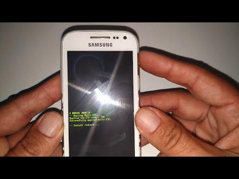 Samsung Galaxy ACE 2 Basit yöntem ile Root yükleme