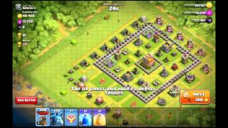 Clash of Clans Ep. 2 raiding and raging