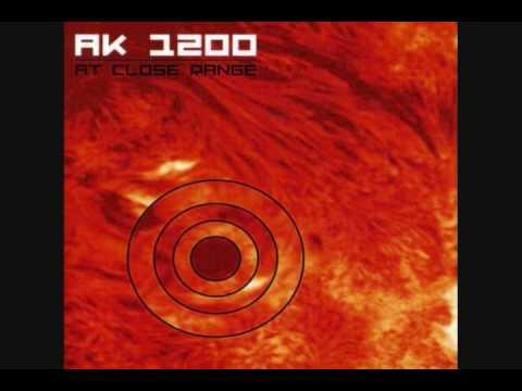 ak1200 at close range